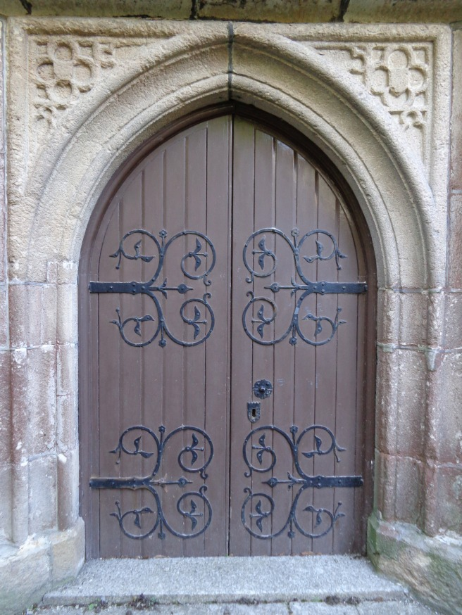 old-church-door