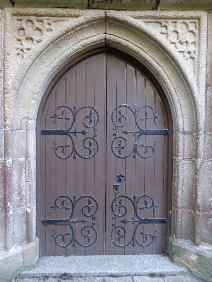 old-church-door